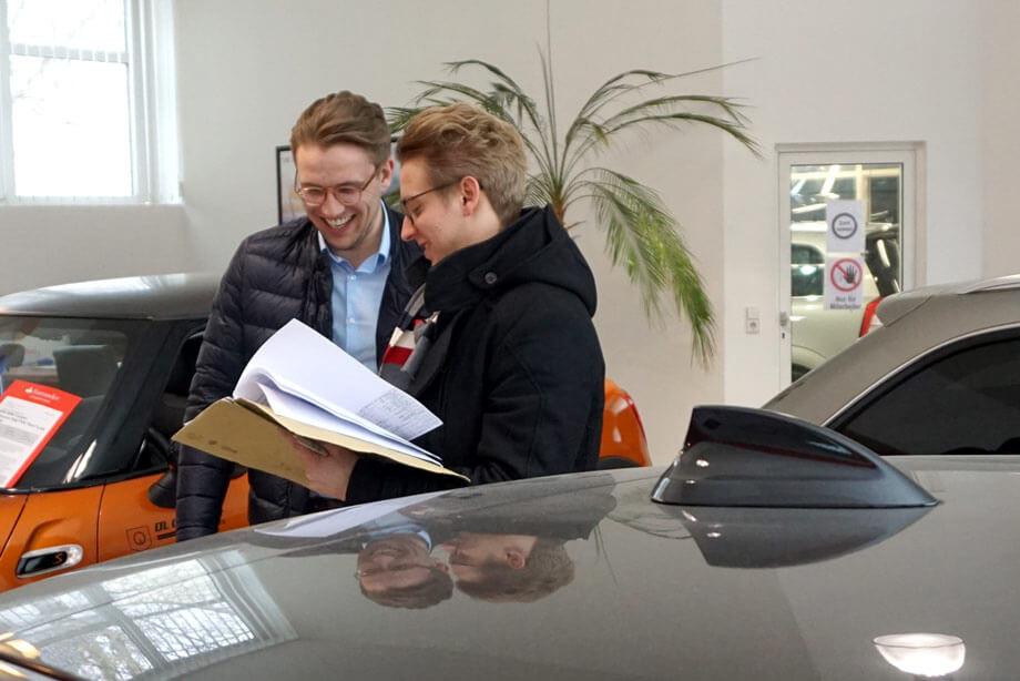 Verkauf und Ankauf von Gebrauchtwagen in Hannover Lagenhagen